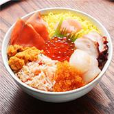 札幌バルナバフーズ 海鮮七福丼の具 【お届け期間:7/11〜10/13】 【北海道フェア】