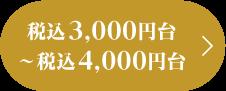税込3,000円台?税込4,000円台