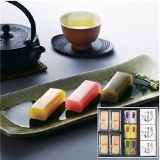 鶴屋八幡和菓子詰合せ本体 : 3,500円(税込 : 3,780円)