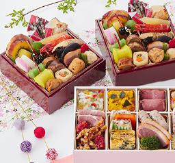 京都しょうざん和の個食おせち料理&オードブル冷凍2人前600WAON POINTプレゼント本体12,000円(税込12,960円)