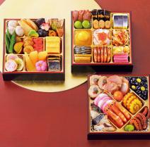 トップバリュ和風三段重「慶」早得 冷蔵3~4人前 早得本体 9,500円(税込 10,260円)