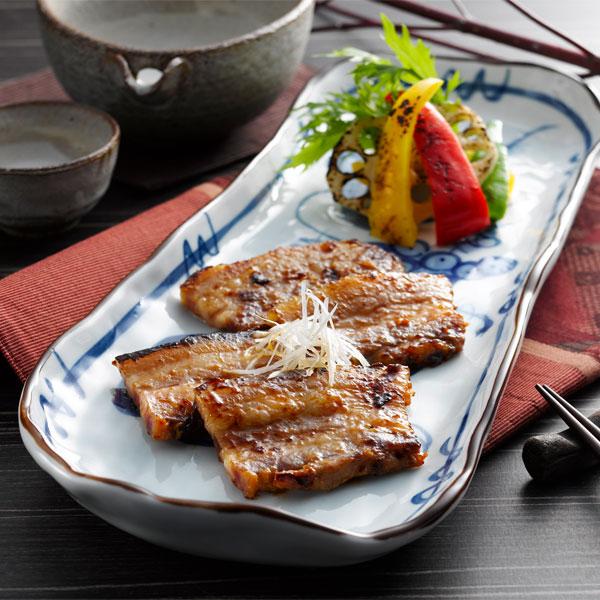 南州農場 黒豚ばら味噌漬け 560g【おいしいお取り寄せ】 商品画像1