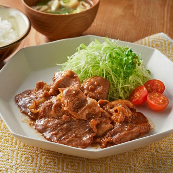 南州農場 黒豚味噌漬け・生姜焼きセット 580g【おいしいお取り寄せ】 商品画像1