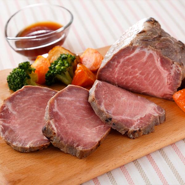 国産豚かたロース使用ローストポーク 280g【おいしいお取り寄せ】 商品画像1