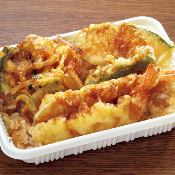 お手軽丼 天丼 280グラム×8個 (L5697) 【サクワ】 商品画像1