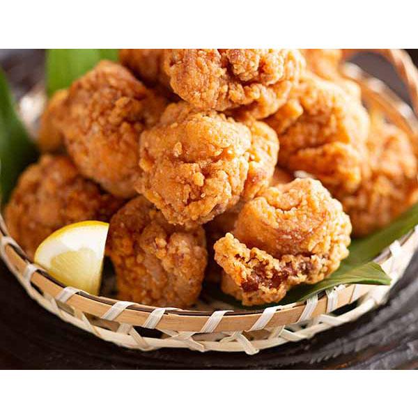 【ぶんごや監修】レンジで簡単から揚げ 300グラム×4袋 (L5070) 【サクワ】【直送】 商品画像1
