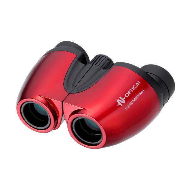 NASHICA 双眼鏡5倍OPTICA I5×21MC [OPTICAI 5×21-MC] (R3996) 商品画像1