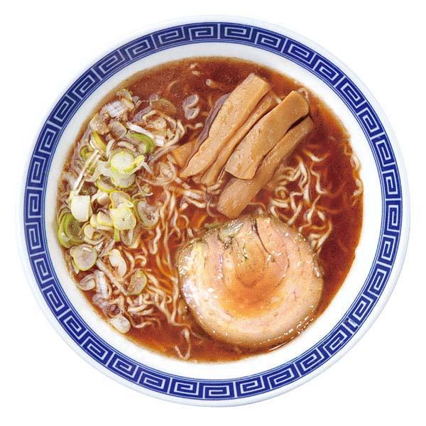 【豆天狗】飛騨高山 中華そば 4食 (L5838) 【サクワ】【直送】 商品画像1