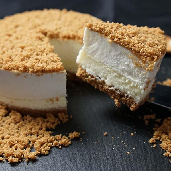 キャラメルドゥーブルフロマージュ 1個 4号サイズ(約12cm)[b220] (L5868) 【サクワ】【直送】 商品画像1