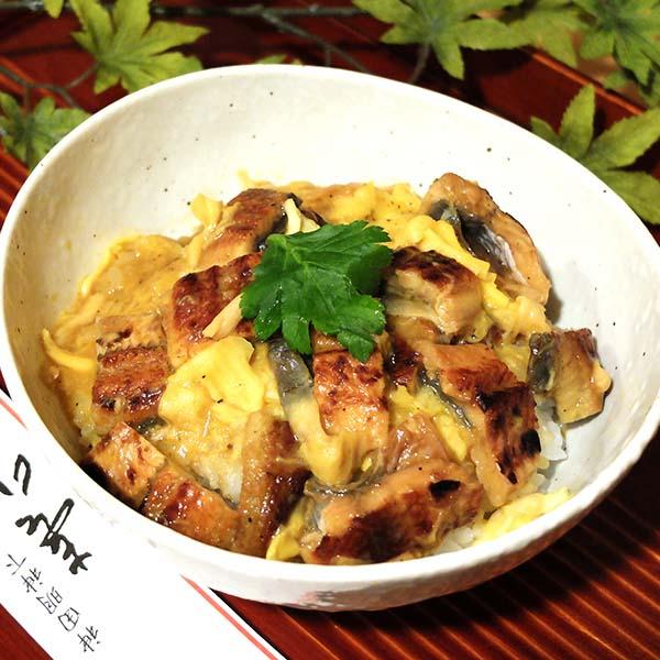 【神田明神下喜川】 国産鰻玉子丼の具 100グラム×4袋 (L5876) 【サクワ】【直送】 商品画像1