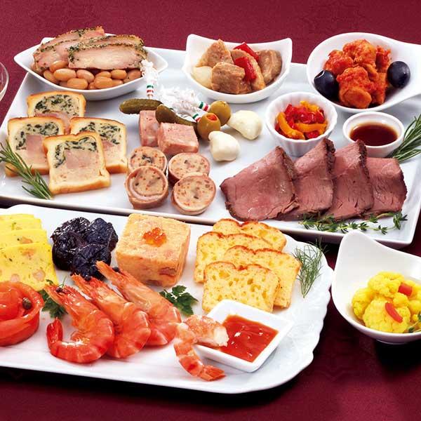 札幌グランドホテル「洋風オードブル」【約4人前・20品目】【イオンのおせち】 商品画像1