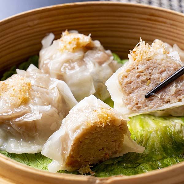 北海道産大きな毛ガニ入り焼売 3袋(L5914) 【サクワ】【直送】 商品画像1