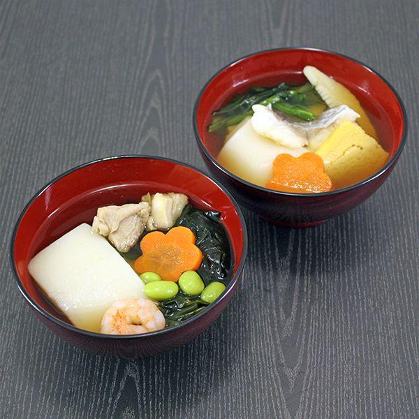 【うす家】真鯛と鶏肉のお雑煮詰合せ(L5955)【サクワ】【直送】 商品画像1