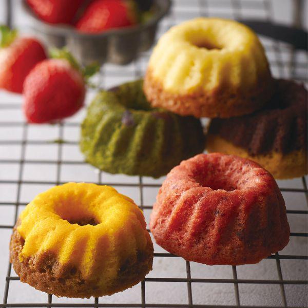 ホシフルーツ 果実のミニョン・ド・クグロフ 15個【年間ギフト】[HFMK-15] 商品画像1