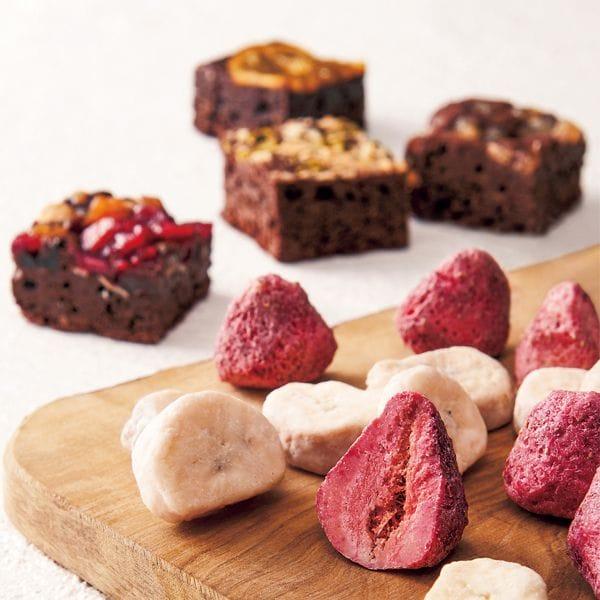ホシフルーツ ホシフルーツ 果実とショコラ 11個【年間ギフト】[HFKC-002] 商品画像1