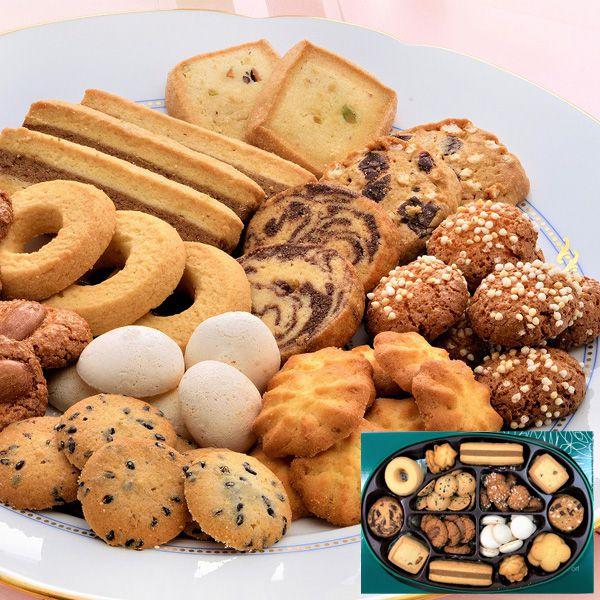 神戸スイーツポート ハンドメイドクッキー【年間ギフト】[P-15] 商品画像1
