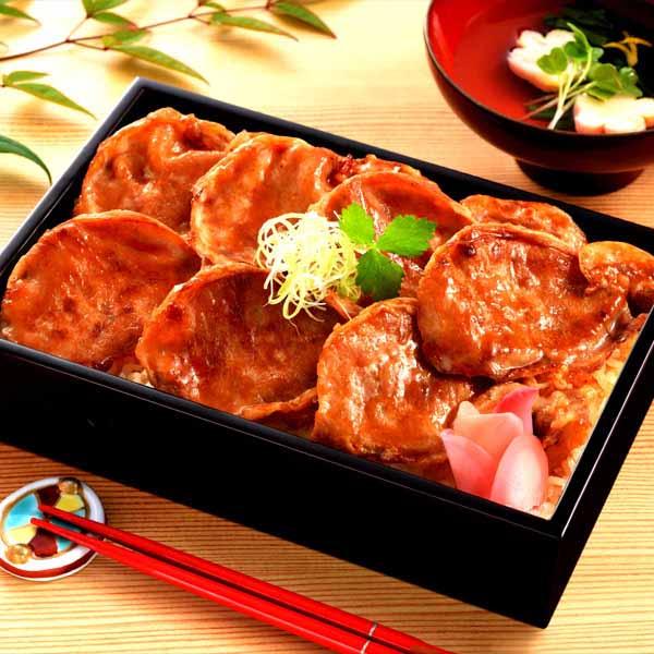 九州産 黒豚ロース豚蒲焼丼の具12食セット 120g×12[N201]【お届け期間:11/29〜3/10】【おいしいお取り寄せ】 商品画像2