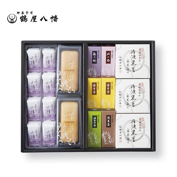 鶴屋八幡和菓子セット【年間ギフト】[TM40] 商品画像2