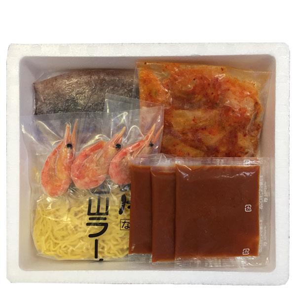 北海道海鮮キムチ鍋 2-3人前 (L2132) 【サクワ】【直送】 商品画像2