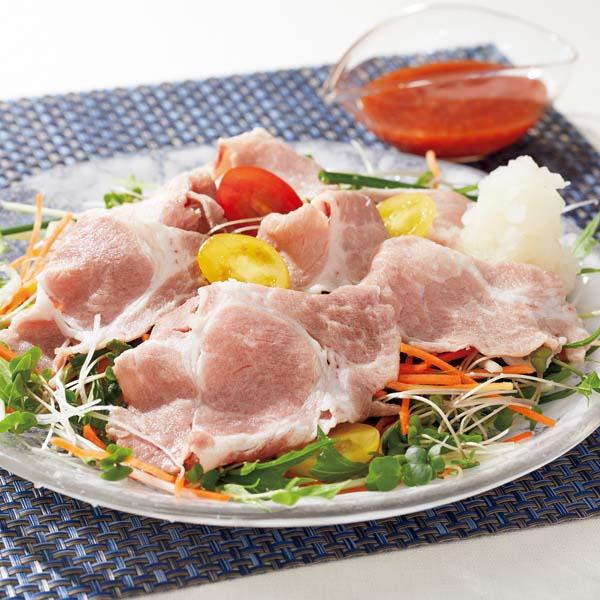 霧島黒豚しゃぶしゃぶ(肩ロース・豚バラ)セット (L3791) 【サクワ】【直送】 商品画像2