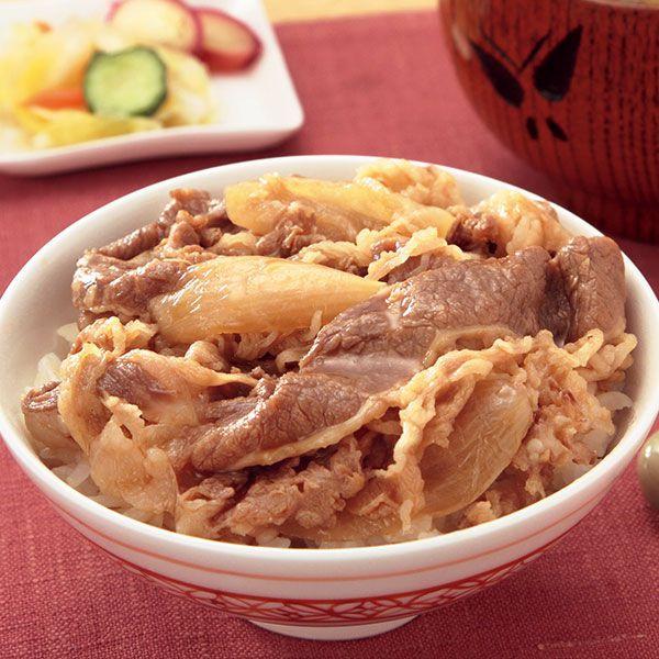 【吉野家】冷凍 ミニ牛丼の具 小盛 80グラム×10袋 (L5625) 【サクワ】 商品画像2