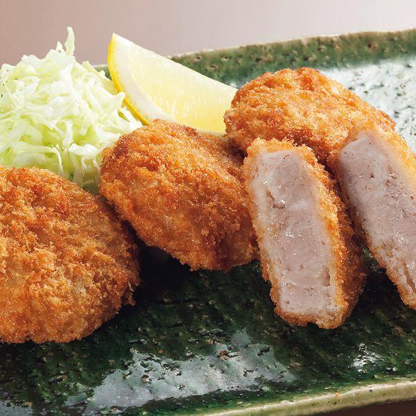 【銀座梅林】ひと口ヒレカツ 8枚入×3セット (L5908) 【サクワ】 商品画像2
