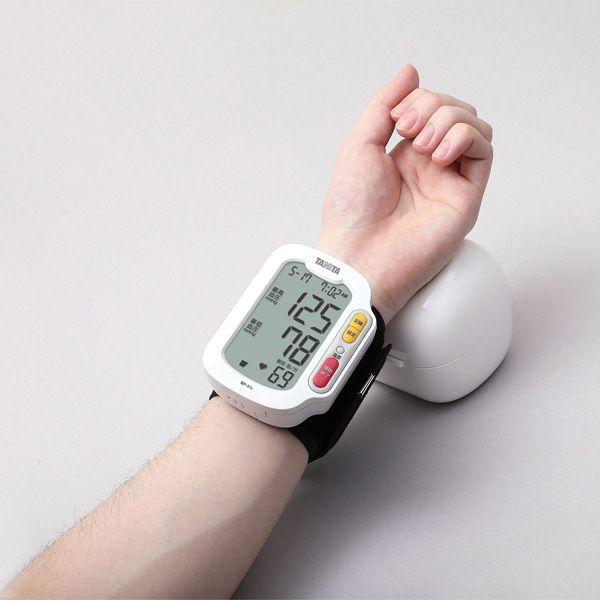 タニタ タニタ手首式血圧計 [BP-513-WH] (R3929) 商品画像2