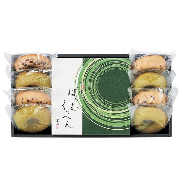 京寿楽庵 宇治抹茶バウム 奏【年間ギフト】[KJMK-30] 商品画像2