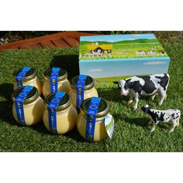 佐賀県産 牧場プリン3(6個入)【おいしいお取り寄せ】 商品画像3