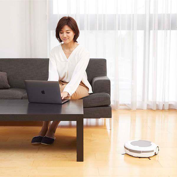 エコモ ロボットクリーナー [AIM-RC21] (R3881) 商品画像3