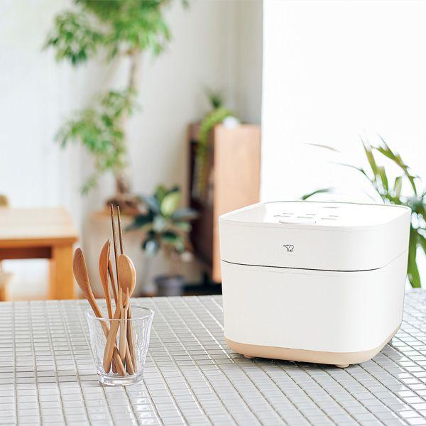 象印 IH炊飯ジャー STAN. ホワイト [NW-SA10] (R3990) 商品画像3