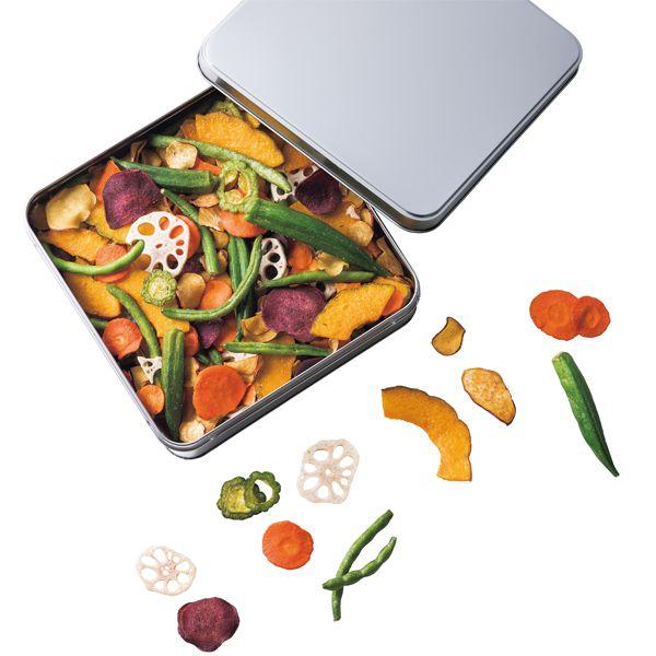 豆徳 野菜チップス缶【年間ギフト】[MYC-C4M] 商品画像3