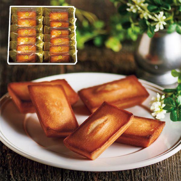パティスリーQBG はちみつフィナンシェ 12個【年間ギフト】[QBG-003] 商品画像3