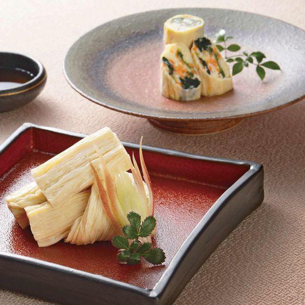 豆やの台所 生ゆばお惣菜詰合せ[NS-40]【贈りものカタログ】 商品画像3