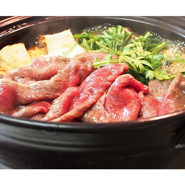 宮城県産 仙台牛かたローススライス 1kg 【年末ごちそう】 商品画像3