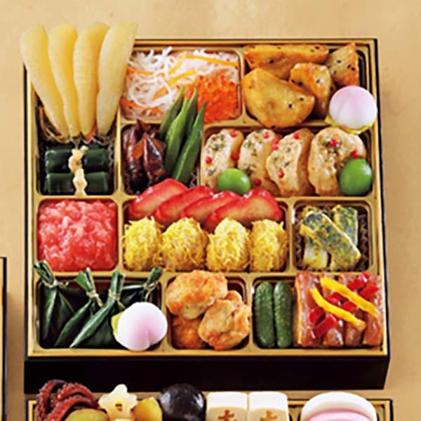 和洋中三段重「福」【4〜5人前・63品目】【イオンのおせち】 商品画像4