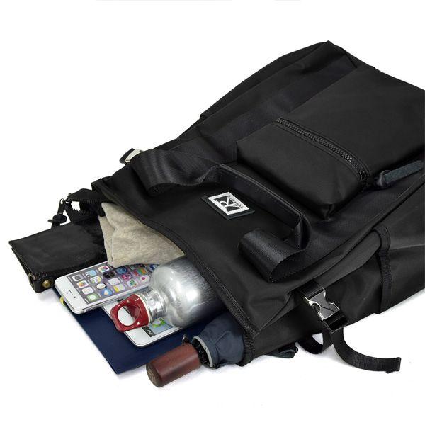 TRICKSTER リュックサック BENTLEY ブラック (R3271) 商品画像4