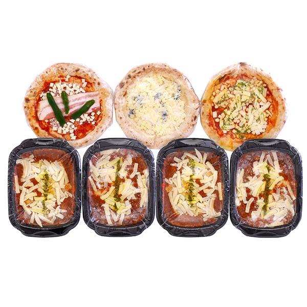 【カーサ ディ カミーノ】ピザ・ラザニアセット(L5905)【サクワ】【直送】 商品画像4