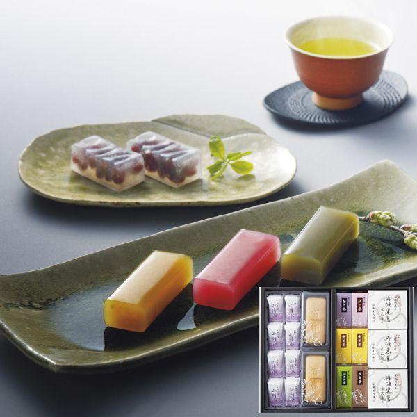 鶴屋八幡和菓子セット【年間ギフト】[TM40] 商品画像1