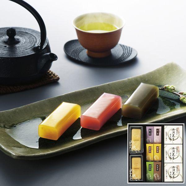 鶴屋八幡和菓子詰合せ【年間ギフト】[TM30] 商品画像1