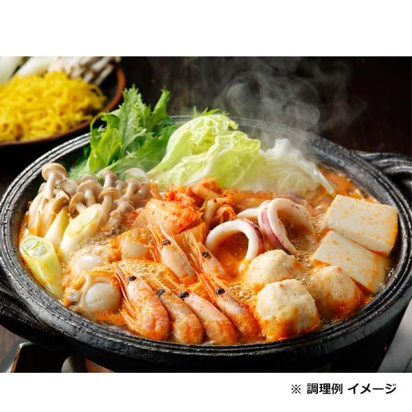 北海道海鮮キムチ鍋 2-3人前 (L2132) 【サクワ】【直送】 商品画像1