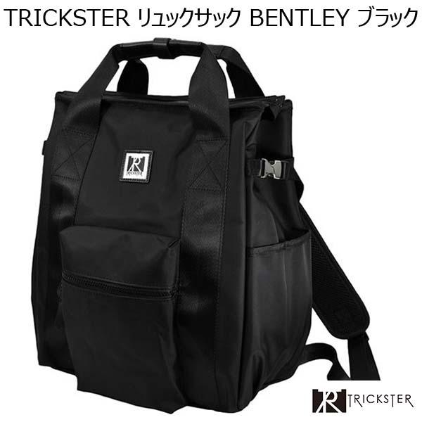 TRICKSTER リュックサック BENTLEY ブラック (R3271) 商品画像1