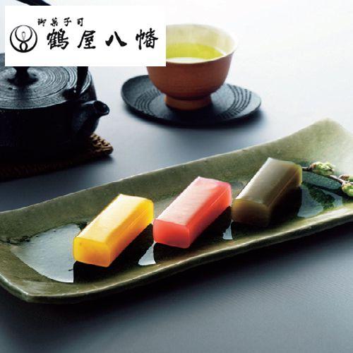 鶴屋八幡 和菓子詰合せ【贈りもの】[G8819-01] 商品画像1