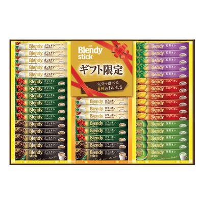 AGF 「ブレンディ」スティック カフェオレ コレクション【贈りものカタログ】[BST25R] 商品画像1