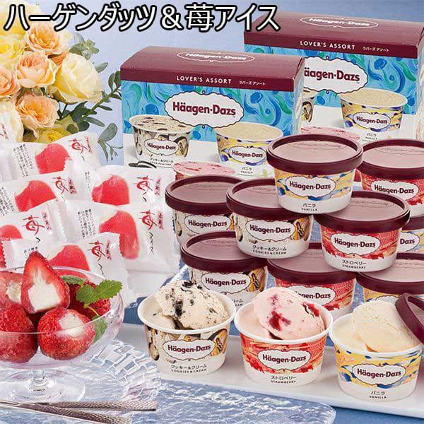 ハーゲンダッツ&苺アイス[A-HGD]【年間ギフト】 商品画像1
