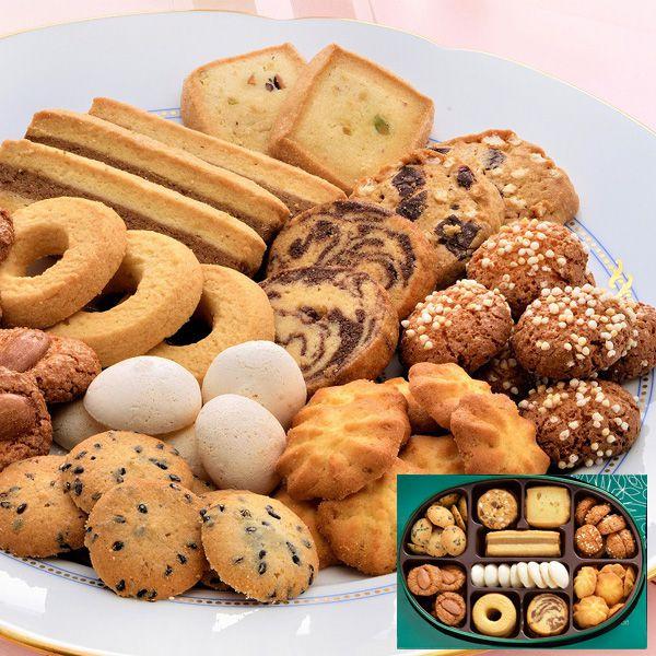 神戸スイーツポート ハンドメイドクッキー【年間ギフト】[P-10] 商品画像1