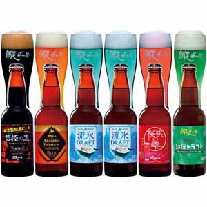 網走ビール 網走ビール瓶6本セット 【冬ギフト・お歳暮】