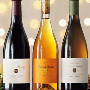 カリフォルニア産ワイン3本セット 【冬ギフト・お歳暮】