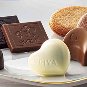 ゴディバ クッキー&チョコレートアソートメント 8枚&13粒 【冬ギフト・お歳暮】 [GCC-30]