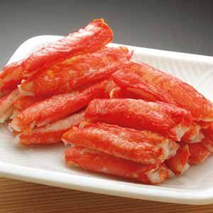 青森 八戸協和水産 アメリカ産ボイルずわいがに棒肉むき身と爪下肉むき身セット 【冬ギフト・お歳暮】